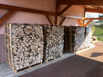 Livraison de 2 stères de bois de chauffage sur palettes: le 29.03.19