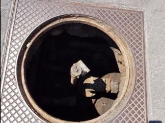 Nettoyage de 3 cuves sur Mulhouse et Illzach : 20.06.17