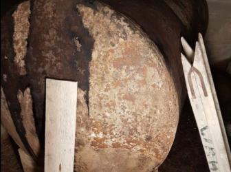 Nettoyage et découpe de cuves fioul sur Wintzenheim : le 12.09.17