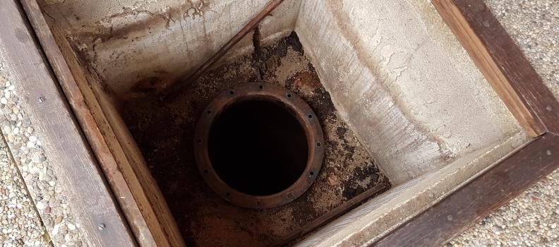 Nettoyage, dégazage, comblement cuve enterrée et enlèvement chaudière : le 26.09.17