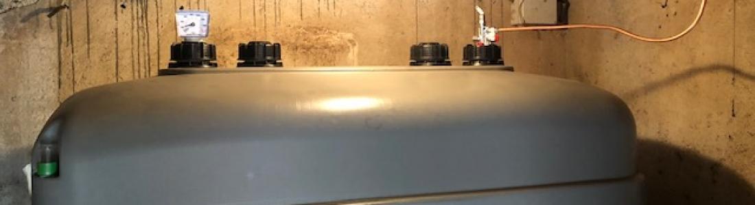 Enlèvement cuve fioul 1000l et installation cuve fioul de 1500l sur Wittelsheim: le 09.10.18