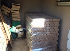 Livraisons bois de chauffage et bois densifié sur Uffholtz et Zillisheim : le 13.10.17