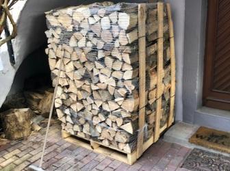 Livraison bois de chauffage sur palette sur Ingersheim: le 17.01.2019