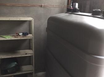 Installation d'une cuve PVC de 1500L à MULHOUSE