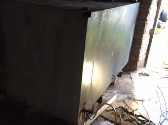 Nettoyage, dégazage et découpe sécurisée d'une cuve fioul de 4500L: le 12.06.19 à VIEUX-CHARMONT(25)