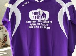 FIOULTECH SPONSOR DU FOOTBALL CLUB DE RIQUEWIHR