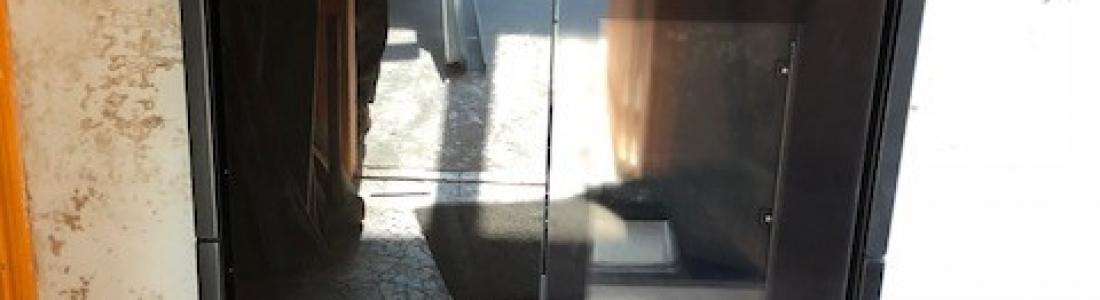 Création d'un tubage et installation d'un poêle à granulés sue Eteimbes : le 21.02.18