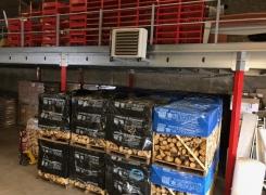 Arrivage de bois de chauffage chez Fioultech