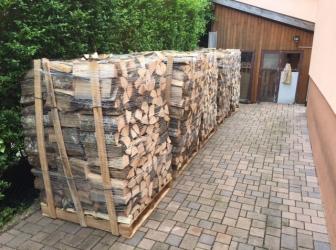 Livraison de bois sur Illkirch : 19.04.17