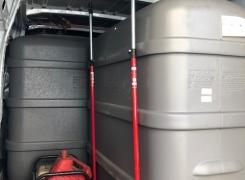 Enlèvement et installation nouvelles cuves fioul sur Rixheim: le 12.10.18