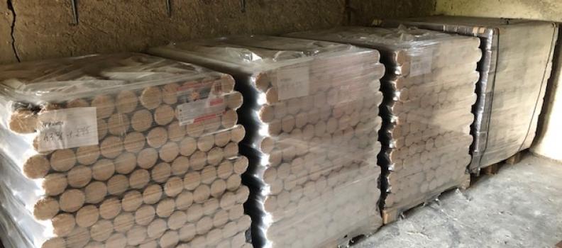 Livraison bois/granulés: le 09.11.18