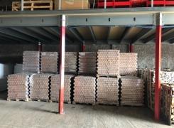 Arrivage de bois densifié chez FIOULTECH: le 11.10.18