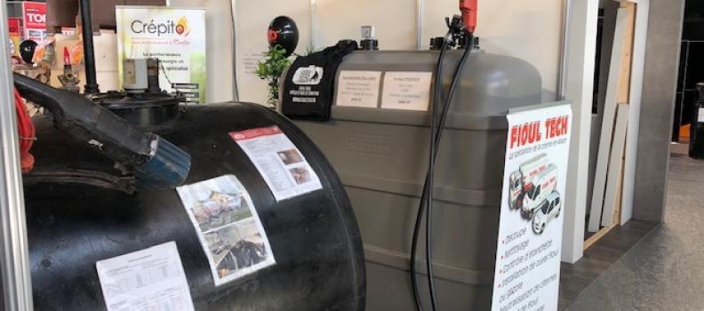 SALON MAISON DECO 2018 AU PARC DES EXPOSITIONS A COLMAR
