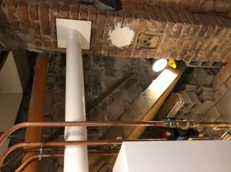 Fourniture et pose d'un tubage flexible PPTL sur NEUF-BRISACH : le 05.04.19