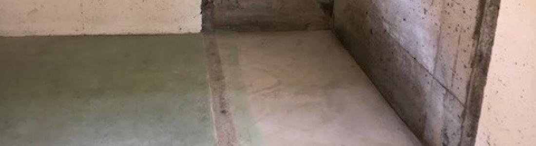 Destruction d'un mur + nettoyage, dégazage et découpe cuve PVC sur PFASTATT: le 07.05.19