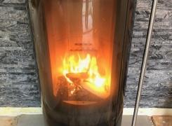 Fourniture et installation poêle à bois SUPRA sur Wittenheim: le 10.04.19