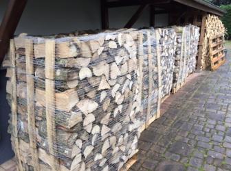 Livraison de 10 stères de bois sur Cernay : 06.06.17
