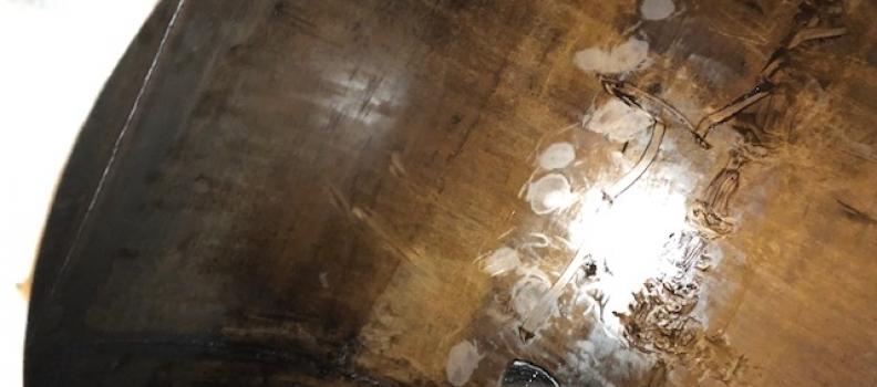 Nettoyage cuve fioul acier sur Wintzenheim: le 27.02.19