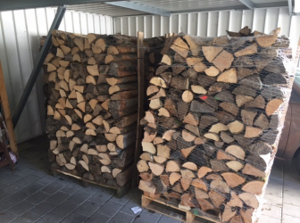Livraison de bois sur Saint-Louis : 24.04.17