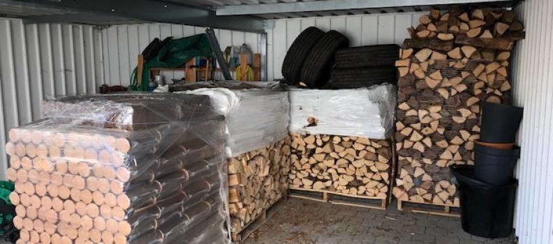Livraison bois de chauffage et buches densifiées sur Saint-Louis: le 11.04.18